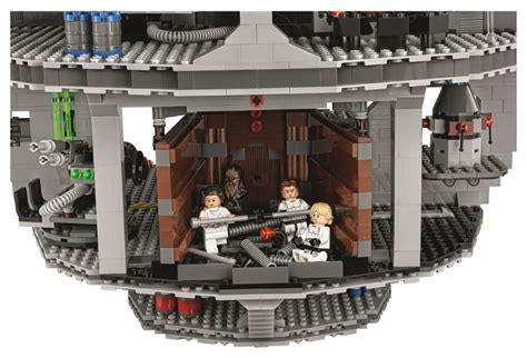 lego  death star    carbon copy   predecessor jays brick blog