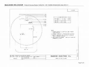 Century Electric Motor Wiring