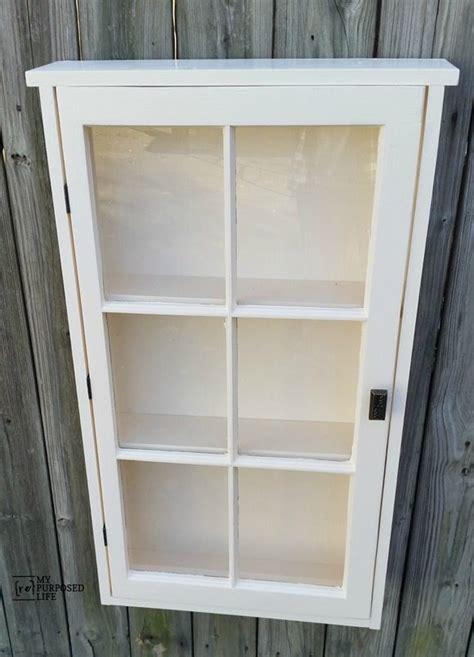 window cupboard easy window project  repurposed life