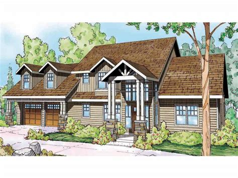 Rustic Lodge Style House Plans Lodge Style House Plans