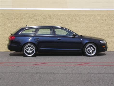 2006 Audi A6 Avant 2006 Audi Rs 4 Avant Johnywheels