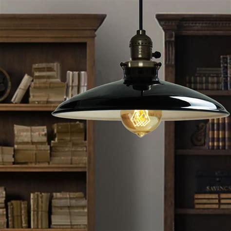 deco kitchen lighting leje loft retro industrial iron vintage ceiling light 4185