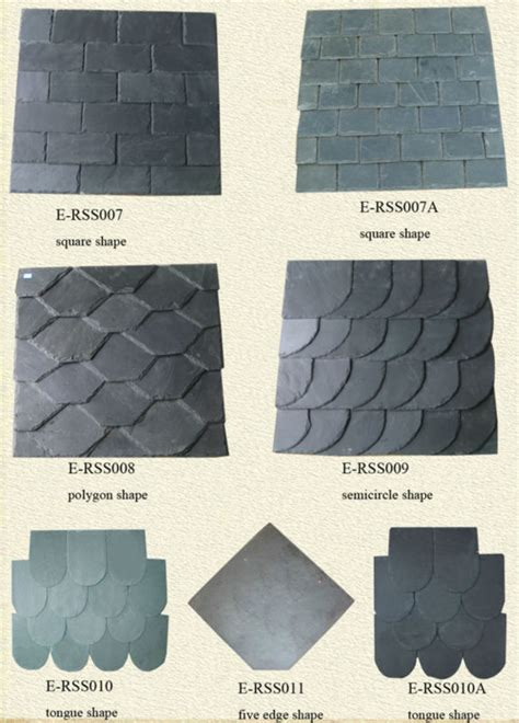 black slate roof tiles with thickness 5 8mm buy slate