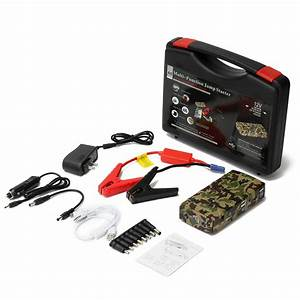 Chargeur Démarreur Batterie Voiture : 82800mah 100 240v portable chargeur de voiture multifonction chargeur de voiture usb batterie ~ Nature-et-papiers.com Idées de Décoration