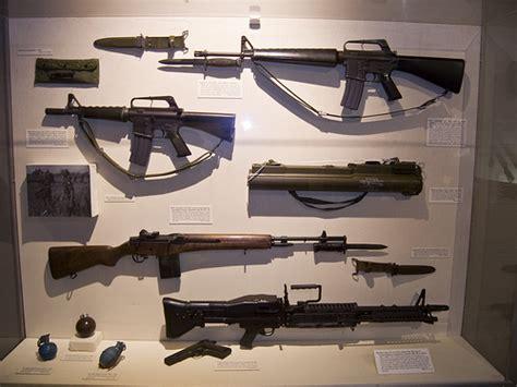 Vietnam War Weapons