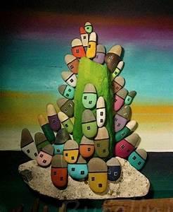 Steine Bemalen Vorlagen : steine bemalen 40 bastelideen f r eine gelungene farbgestaltung ~ Eleganceandgraceweddings.com Haus und Dekorationen