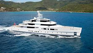 GRACE E Superyacht Luxury Motor Yacht for Charter with