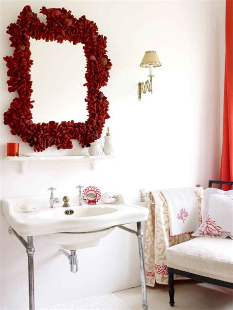 coral colored decorative accents pin it like visit site
