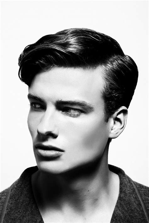 old fashioned male hairstyles fade haircut