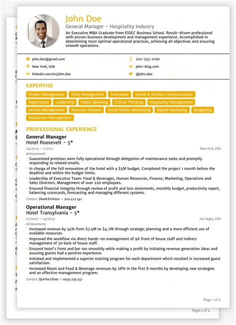 16319 cv resume template 2018 cv templates create yours in 5 minutes