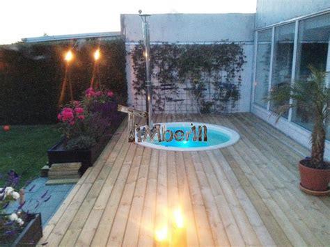 Skargards Tub by Badefass F 252 R Terrasse Aus Gfk Glasfaser Einzubauen Mit