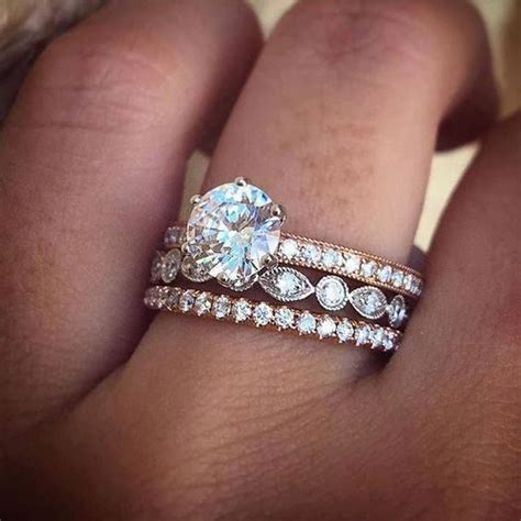 ring stack tips how to rock it designers diamonds
