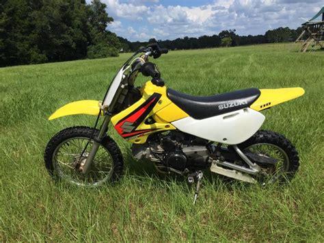 Suzuki Drz 110 For Sale by 2005 Suzuki Drz 110 Motorcycles For Sale