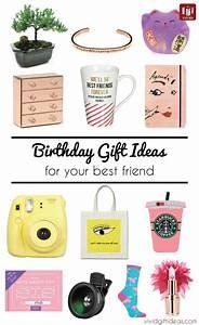 List of 17 Birthday Gift Ideas for Best Friend - Vivid's
