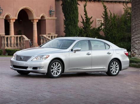 2010 lexus sedans 2010 lexus ls 460 price photos reviews features