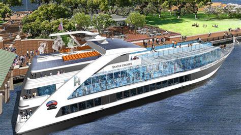 Boat Transport Ny by World S Hydrogen Hybrid Ferry To Shuttle Passengers