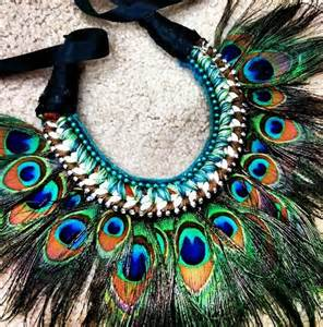 peacock feather earrings jewelry candice landau