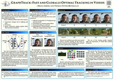 transportation research part e latex template latex poster template