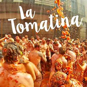 La Tomatina - The Craziest Food Fight in the World
