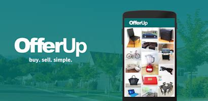 offerup buy sell offer up android app on appbrain