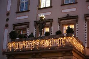 Weihnachtsbeleuchtung Für Draußen : balkon weihnachtsbeleuchtung my blog ~ Michelbontemps.com Haus und Dekorationen