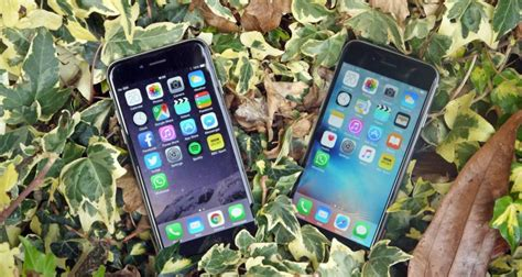 iphone 6 how much iphone 6s vs iphone 6 how much difference does an s make
