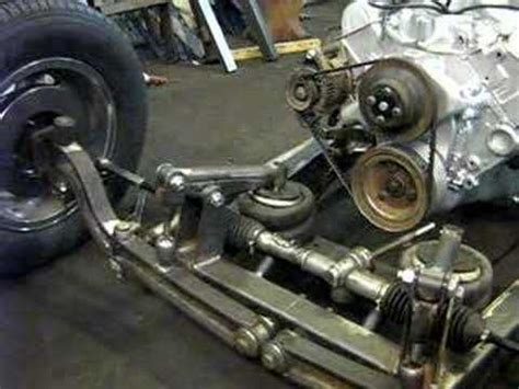 front air suspension    ford chassi youtube rat