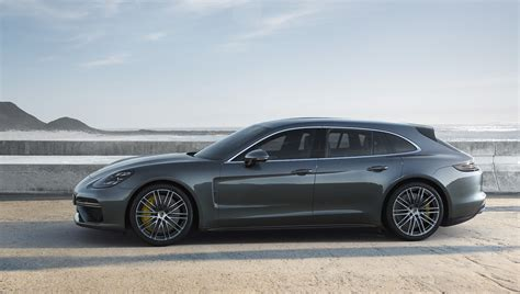porsche panamera porsche panamera sport turismo revealed arrives in