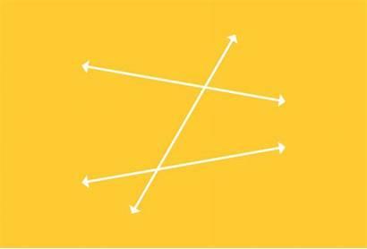 Angles Interior Alternate Transversal Nonparallel Lines Opposite