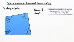 Viereck Winkel Berechnen : winkelsummen in dreiecken und vierecken bung bungen arbeitsbl tter ~ Themetempest.com Abrechnung