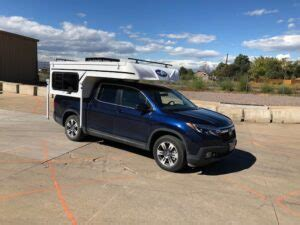 Maybe you would like to learn more about one of these? Another Custom Honda Ridgeline Camper Off To Explore New ...
