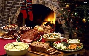 Christmas Dinner Tea Blog