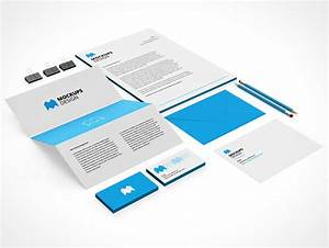 Corporate Identity Package Psd | www.imgkid.com - The ...
