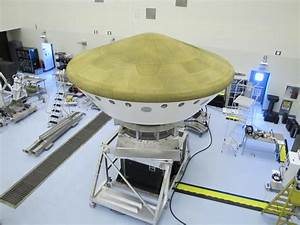 Space Images | Mars Science Laboratory Aeroshell with ...
