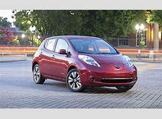 Nissan Leaf Has Worst Early On Resale Devaluation GM