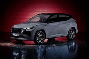 Electrified, 2021, Hyundai, Tucson, N, Line, Launched, In, The, Uk