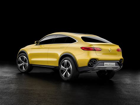 Mercedes Glc Coupe by Mercedes Concept Glc Coup 233 Goes Official Carscoops