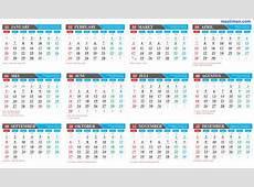 Kalender 2019 libur Download 2019 Calendar Printable