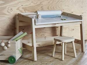 Bureau Ikea Enfant : ikea kids envoie du bois joli place ~ Nature-et-papiers.com Idées de Décoration
