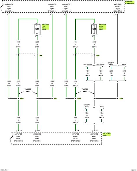07 Dodge Ram Wiring Schematic by I A 2007 Dodge Caliber That Has A Factory Lified