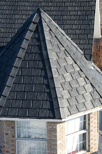 roof tiles grey and on