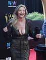 AACTA Awards 2016: Tammy MacIntosh flaunts cleavage as she ...