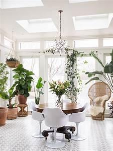 Jardin D Hiver Veranda : id e d co une v randa dans la maison une hirondelle ~ Premium-room.com Idées de Décoration