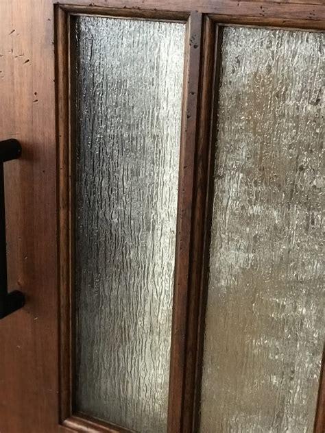 custom rain glass doors furniture   barn