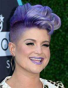 Kelly Osbourne Fauxhawk - Kelly Osbourne Short Hairstyles ...