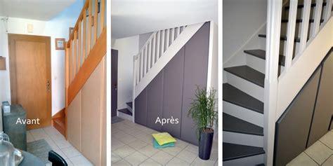 home staging chambre escalier peinture intérieur orvault peintre décorateur
