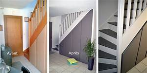 revgercom peut on peindre un escalier vitrifie idee With delightful peindre des escalier en bois 1 peindre un escalier en bois technique et conseils
