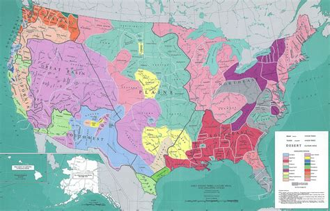Native American Tribes And Nations History