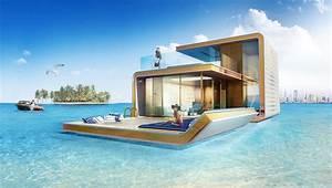 Maison Flottant Prix : duba les millionnaires s 39 arrachent ces maisons flottantes ~ Dode.kayakingforconservation.com Idées de Décoration