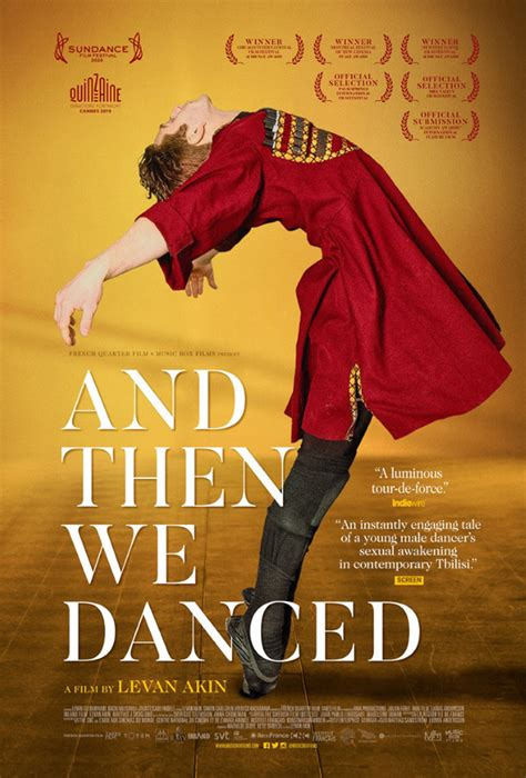 One More US Trailer for Wonderful Dance Film 'And Then We ...